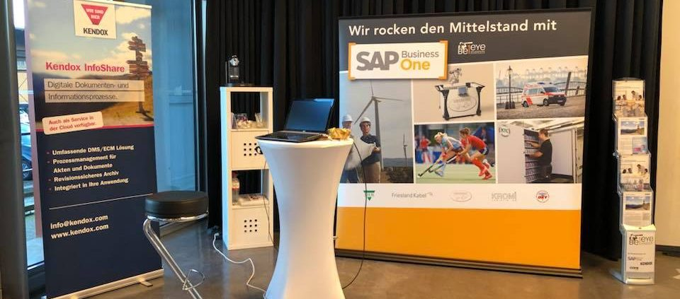 IT For Business Kongressmesse in Lübeck