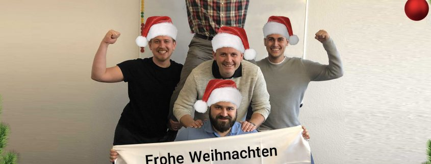 Weihnachtsgruss Be1Eye