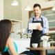 Restaurant-Kasse Bestellungen einfach gangweise steuern