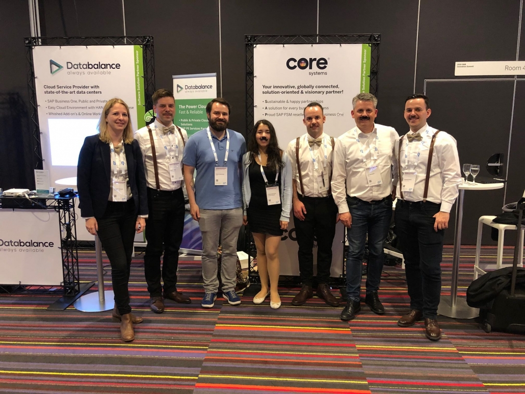2019 SMB Innovation Summit Coresystems