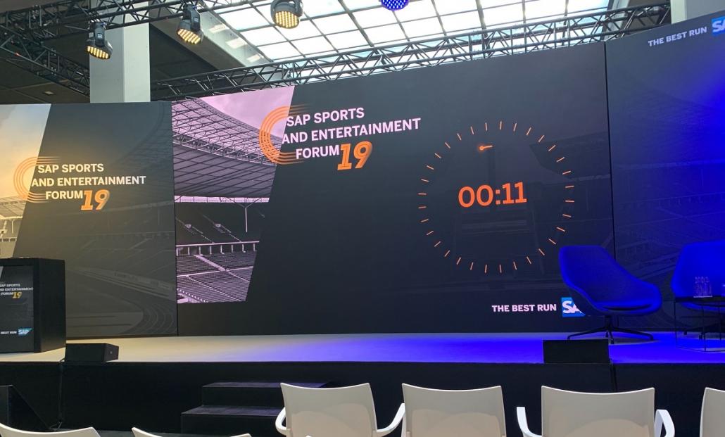 SAPSportsEntForum - 11 Sekunden noch