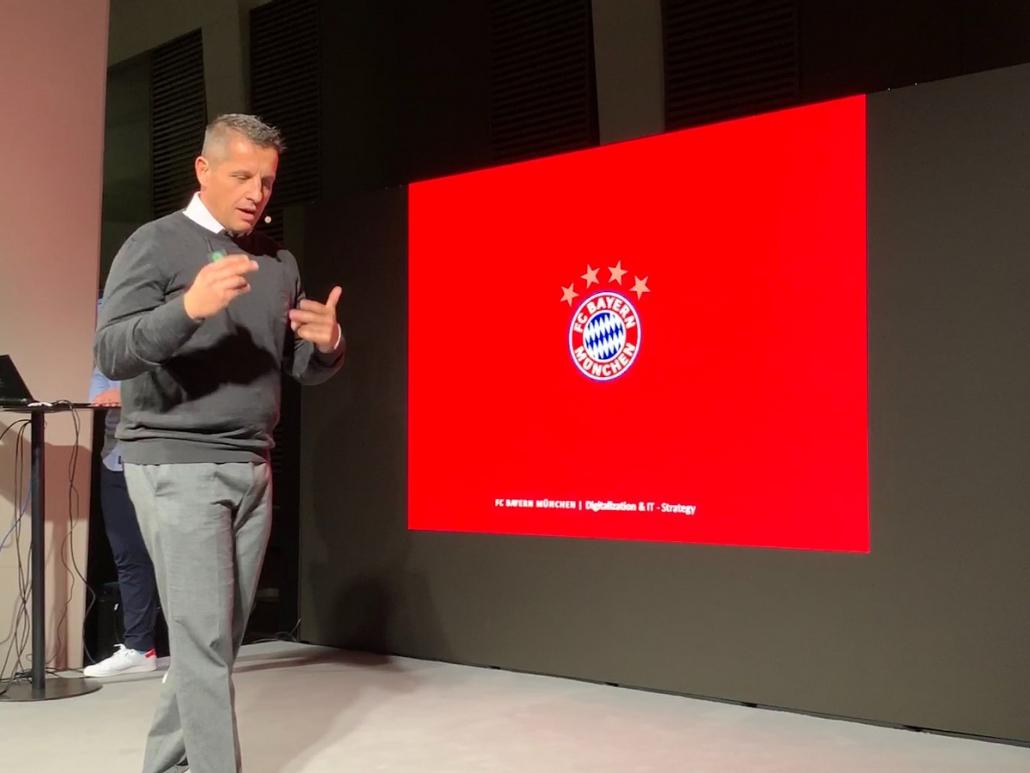 SAPSportsEntForum - Bayern München Michael Fichtner