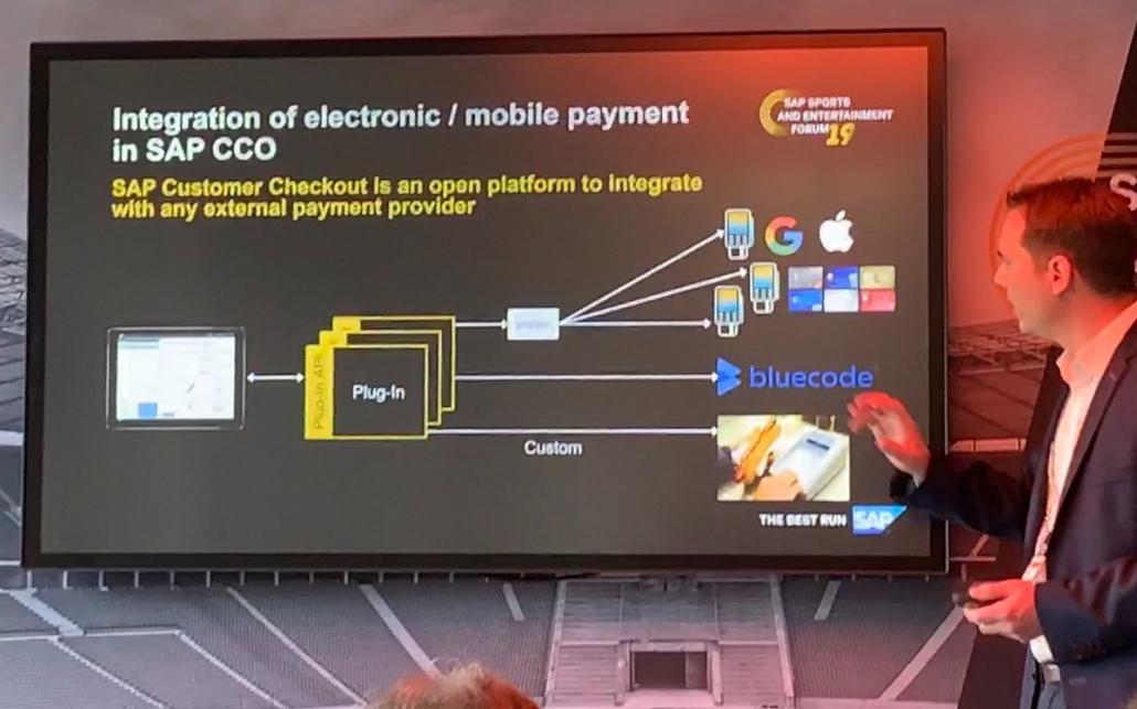SAPSportsEntForum - Mobile Payment