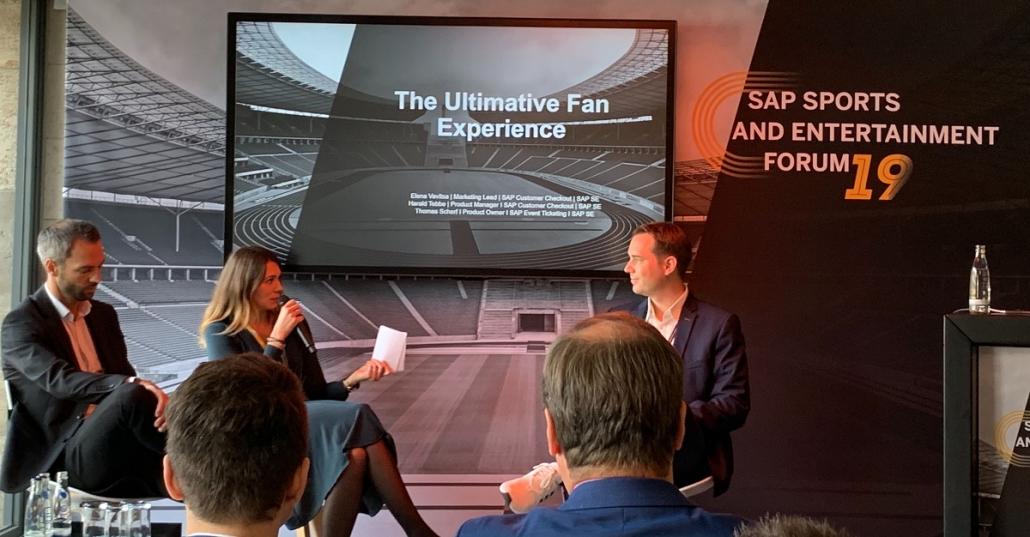 SAPSportsEntForum - The Ultimate Fan Experience