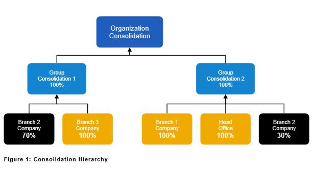 SAP Intercompany Financial Consolidation