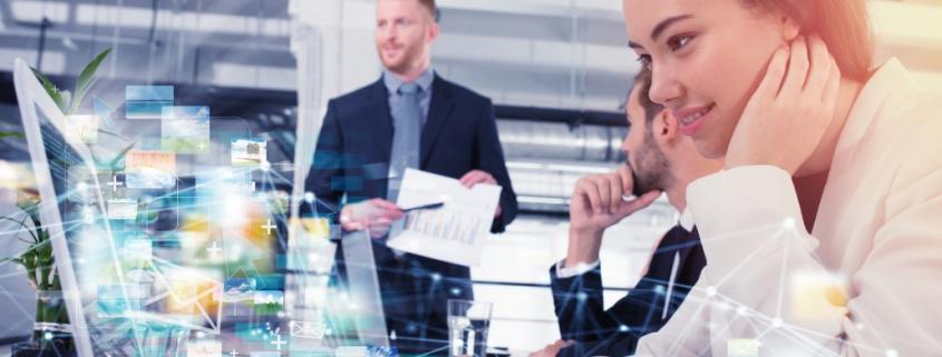 SAP Business One Konzerntöchter