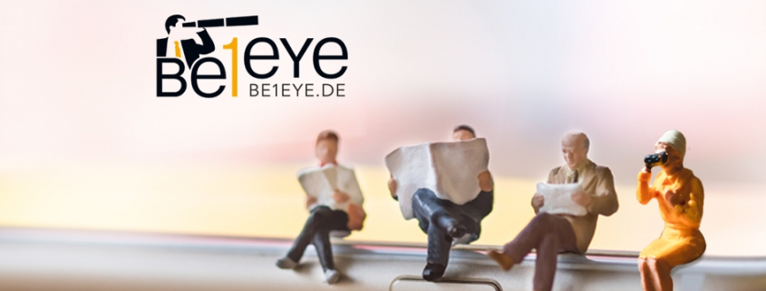 Be1Eye Nesletter Q1 2020