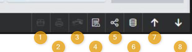 SAP-Kasse Statusbar Status-Symbole