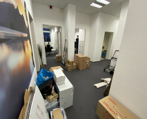 Be1Eye neue Büroräume