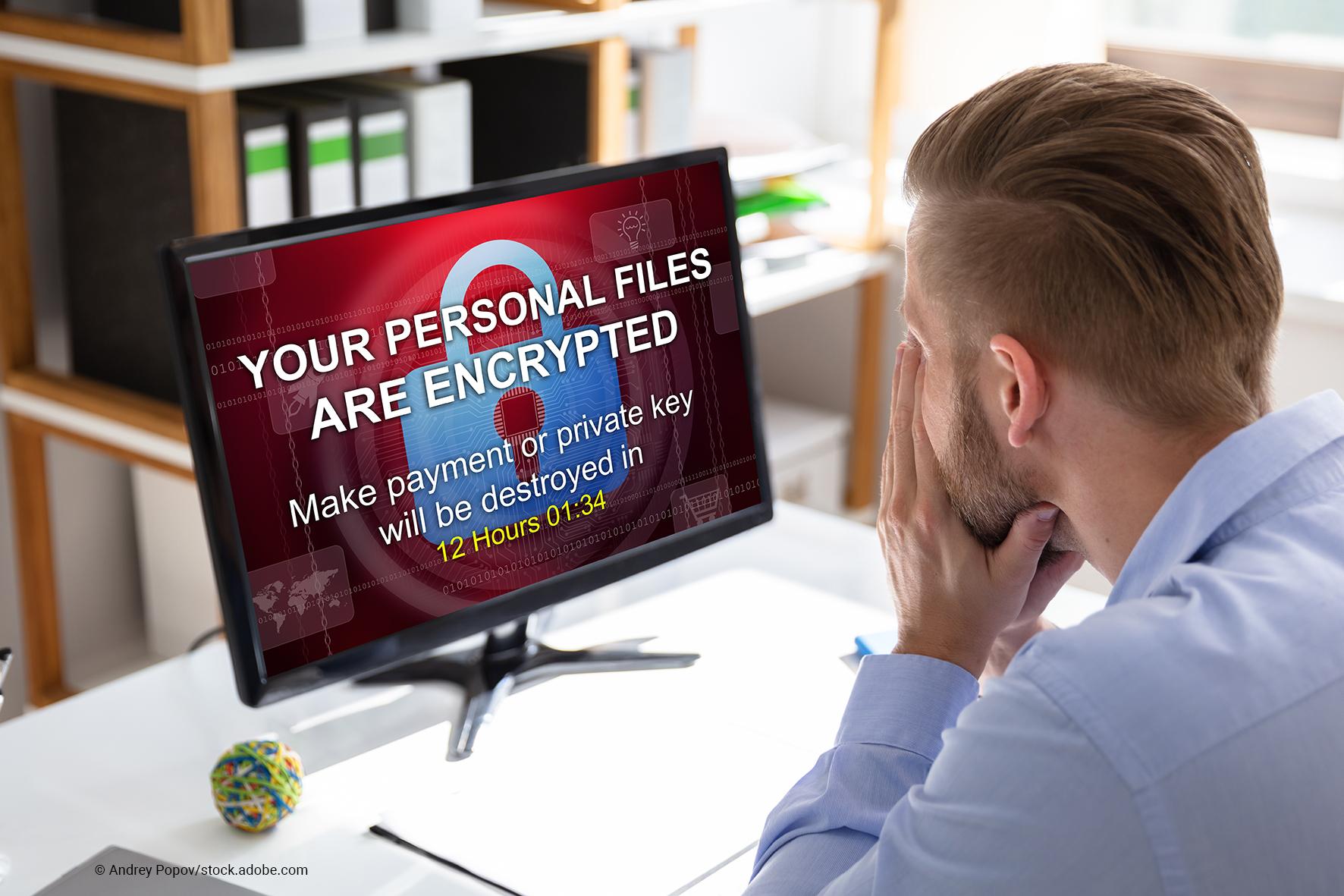Datensicherung gehackt